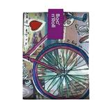 Ambalaj reutilizabil pentru sandwich - Boc'n'Roll TEENS Girls Bicycle