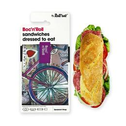 Ambalaj reutilizabil pentru sandwich - Boc'n'Roll TEENS Girls Bicycle