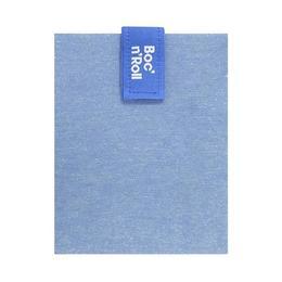 Ambalaj reutilizabil pentru sandwich - Boc'n'Roll Eco Bleu