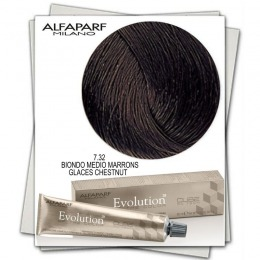 Vopsea Permanenta - Alfaparf Milano Evolution of the Color nuanta 7.32 Biondo Medio Marrons Glaces Chestnut
