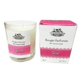 Lumanare Parfumata 200ml Trandafir Rose Le Chatelard 1802