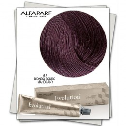 Vopsea Permanenta - Alfaparf Milano Evolution of the Color nuanta 6.5 Biondo Scuro Mahogany
