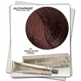 Vopsea Permanenta - Alfaparf Milano Evolution of the Color nuanta 6.4 Biondo Scuro Copper