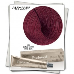 Vopsea Permanenta - Alfaparf Milano Evolution of the Color nuanta 6.66I Biondo Scuro Pure Reds