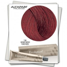 Vopsea Permanenta - Alfaparf Milano Evolution of the Color nuanta 7.66I Biondo Medio Pure Reds