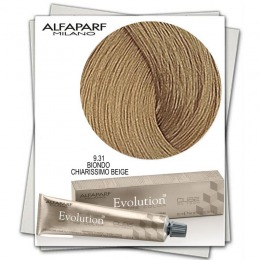 Vopsea Permanenta - Alfaparf Milano Evolution of the Color nuanta 9.31 Biondo Chiarissimo Beige