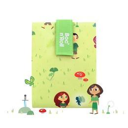 Ambalaj reutilizabil pentru sandwich Boc'n'Roll Kids Forest