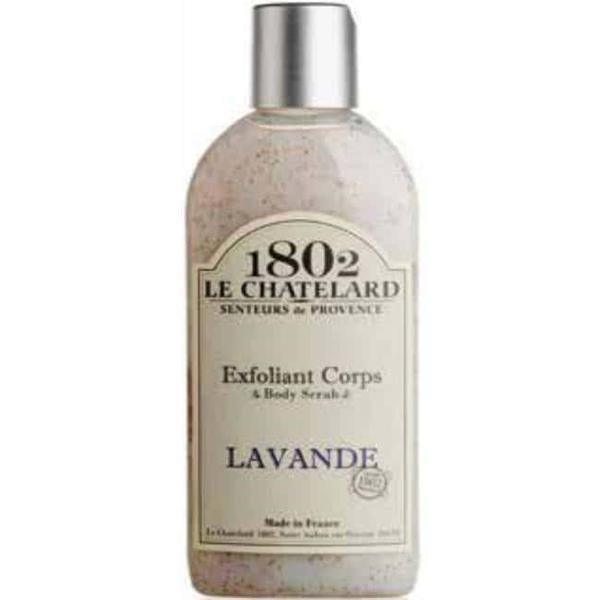 Gomaj Exfoliant 200ml Lavanda de Provence Le Chatelard 1802 Body Scrub imagine produs