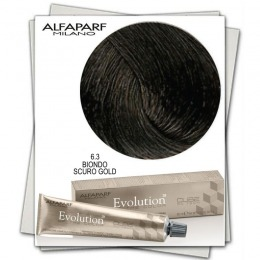 Vopsea Permanenta - Alfaparf Milano Evolution of the Color nuanta 6.3 Biondo Scuro Gold