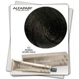 Vopsea Permanenta - Alfaparf Milano Evolution of the Color nuanta 6.3 Biondo Scuro Gold