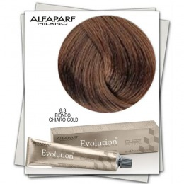 Vopsea Permanenta - Alfaparf Milano Evolution of the Color nuanta 8.3 Biondo Chiaro Gold