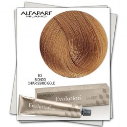 Vopsea Permanenta - Alfaparf Milano Evolution of the Color nuanta 9.3 Biondo Chiarissimo Gold