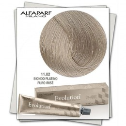 Vopsea Permanenta - Alfaparf Milano Evolution of the Color nuanta 11.02 Biondo Platinum