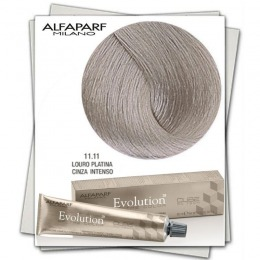 Vopsea Permanenta - Alfaparf Milano Evolution of the Color nuanta 11.11 Biondo Platinum