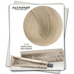Vopsea Permanenta - Alfaparf Milano Evolution of the Color nuanta 11.13 Biondo Platinum