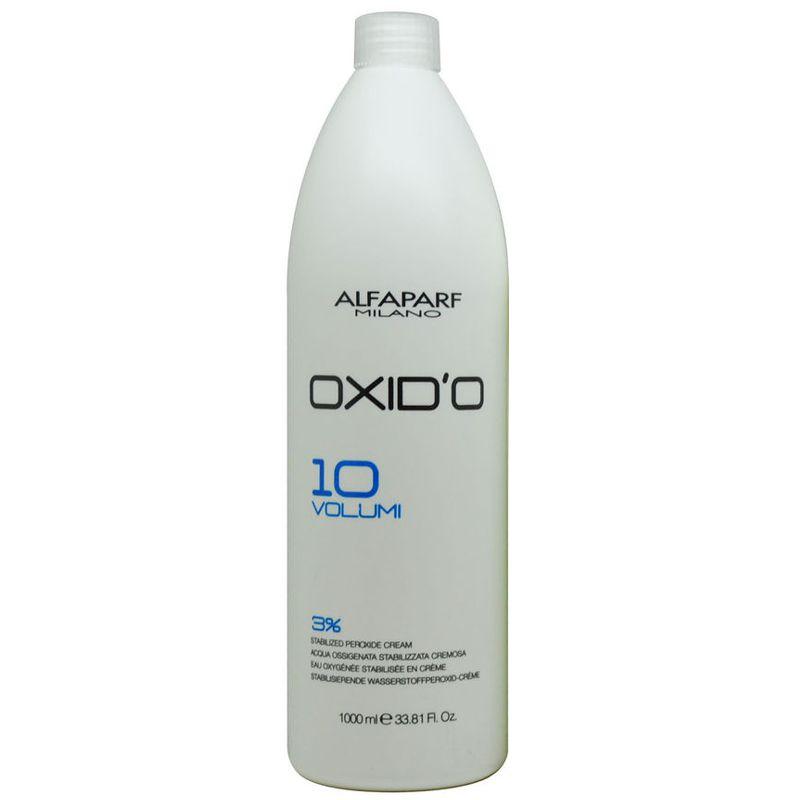 Oxidant Crema 3% - Alfaparf Milano Oxid'O 10 Volumi 3% 1000 ml imagine produs