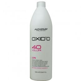 Oxidant Crema 12% - Alfaparf Milano Oxid'O 40 Volumi 12% 1000 ml