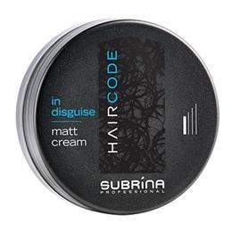 Crema Matifianta pentru Styling – Subrina HairCode In Disguise Matt Cream, 100ml de la esteto.ro