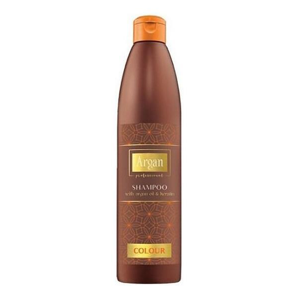 Sampon pentru Protectia Culorii cu Ulei de Argan - Precious Argan Colour Shampoo with Argan Oil, 500ml imagine