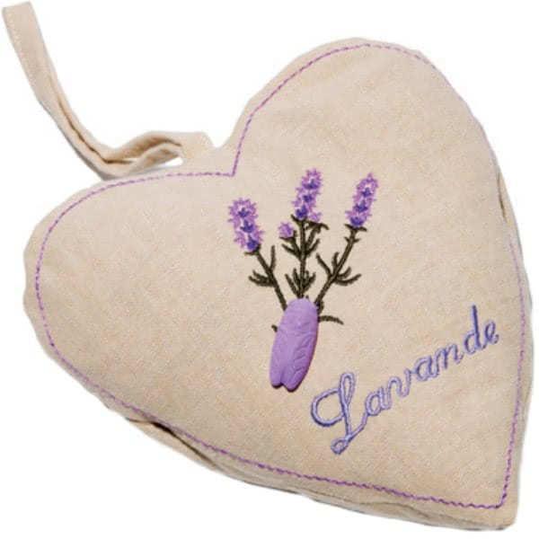 Inima Flori Lavanda Naturala de Provence 100g Le Chatelard 1802 imagine produs