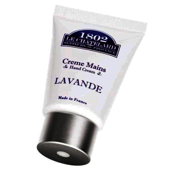 Crema de Maini Naturala 50ml Lavanda de Provence Le Chatelard 1802