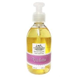Sapun Lichid Natural 300ml Violete Le Chatelard 1802