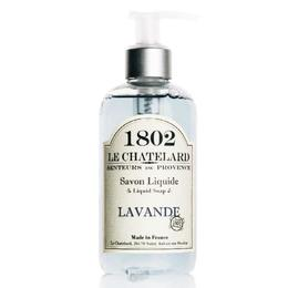 Sapun Lichid Natural 250ml Lavanda de Provence Le Chatelard 1802