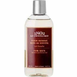 Gel de Dus Lemn de Santal 200ml Bois de Santal Le Chatelard 1802