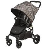 Carucior sport Valco SNAP 4 CZ Edition Brown Flowers