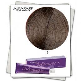 Vopsea Fara Amoniac - Alfaparf Milano Color Wear nuanta 6 Biondo Scuro