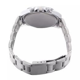 Ceas de dama Geneva Fashion, bratara metalica, Cadran cu cristale