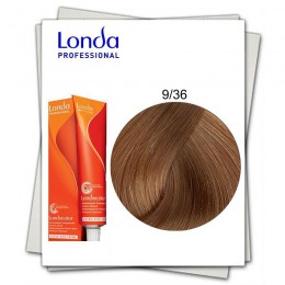 Vopsea Fara Amoniac - Londa Professional nuanta 9/36 blond luminos auriu violet