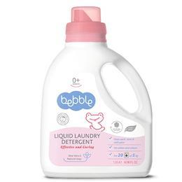 Detergent Lichid pentru Rufe - Bebble Liquid Laundry Detergent, 1.3 l