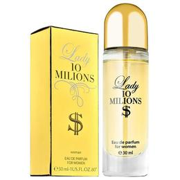 Parfum original de dama Lucky Lady 10 Milions $ EDP 30ml