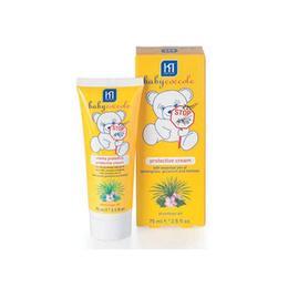 Crema protectiva impotriva tintarilor Baby Coccole Citronella, Muscata, Lamaie 75 ml