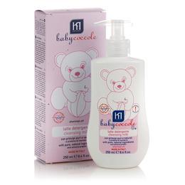 Lapte detergent Baby Coccole extras de Ovaz si Migdale 250 ml