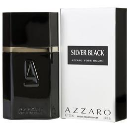 Apa de Toaleta Azzaro Pour Homme Silver Black, Barbati, 100ml