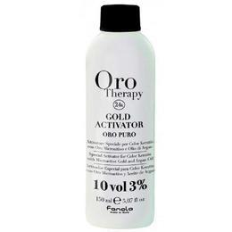 Oxidant crema ,10vol ,3% Oro Therapy Gold Activator 150 ml