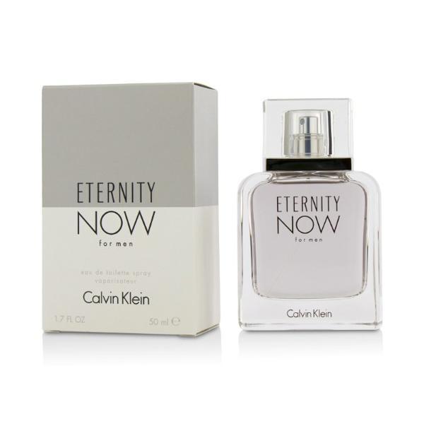 Apa de Toaleta Calvin Klein Eternity Now For Men, Barbati, 50ml poza