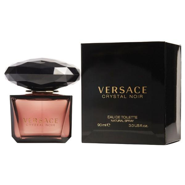 Apa de Toaleta Versace Crystal Noir, Femei, 90ml imagine produs