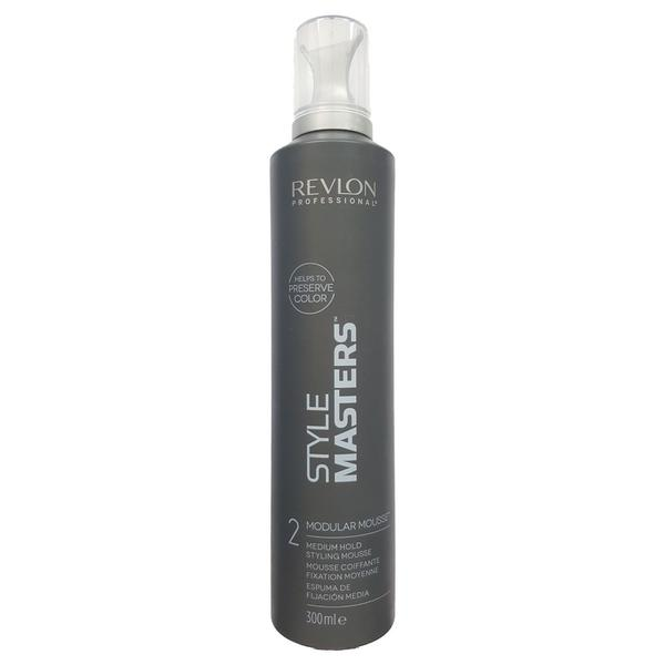 Spuma de Styling cu Fixare Medie - Revlon Professional Style Masters Modular Styling Mousse, 300ml imagine produs