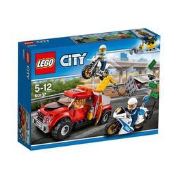 LEGO City - Cazul camionul de remorcare (60137)