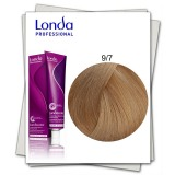 Vopsea Permanenta - Londa Professional nuanta 9/7 blond luminos maroniu
