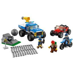LEGO City - Goana pe teren accidentat (60172)