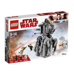LEGO Star Wars - Heavy Scott Walker al Ordinului Intai (75177)