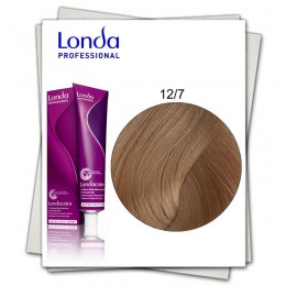 Vopsea Permanenta - Londa Professional nuanta 12/7 blond special maroniu