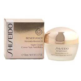 Crema Antirid de Noapte - Shiseido Benefiance WrinkleResist24 Night Cream, 50ml