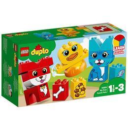 LEGO Duplo - Primele mele animalute (10858)