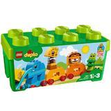 LEGO Duplo - Prima mea cutie de caramizi cu animale (10863)