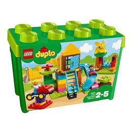 LEGO Duplo - Cutie mare de caramizi pentru terenul de joaca (10864)